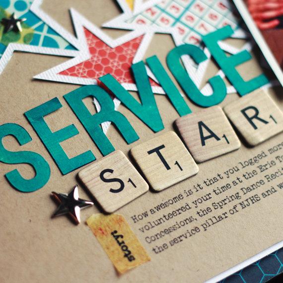 Service Star | BasicGrey Capture