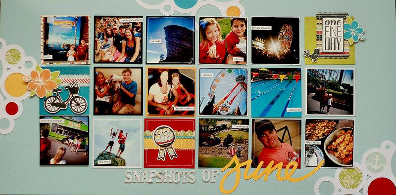snapshots of june | sct summer 2013