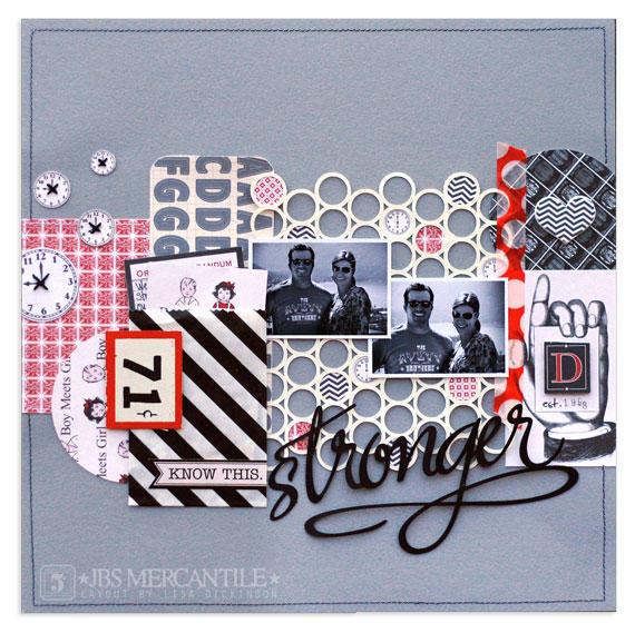 stronger<br>{JBS Mercantile Kits}