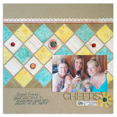 cheers<br>{Jenni Bowlin July kit}