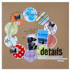 details<br>[Scrapbooks, Etc. Aug'12]