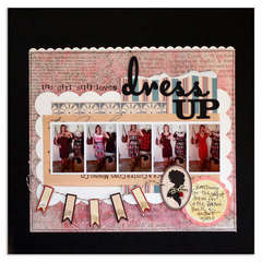 dress up<br>{Jenni Bowlin March kit}