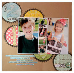 back2school<br>{Scrapbook & Cards Today Fall '11}