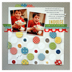 indulge | scrapbooks trends oct '13