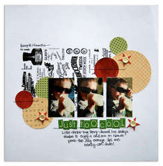 just too cool<br>{Jenni Bowlin Sept. Kit}