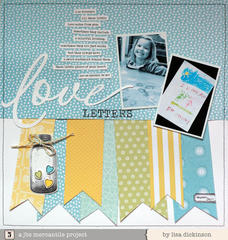 love letters <br>{JBS Mercantile Kit}