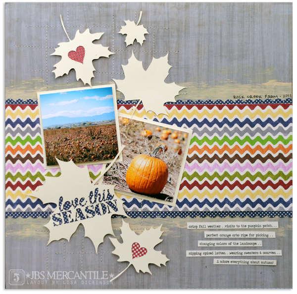 love this season<br>{JBS Mercantile Kit}