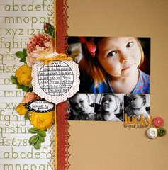 lucky beyond measure <br>{Jenni Bowlin Dec. Kit}