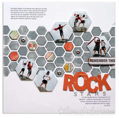 rock stars<br>[JBS Mercantile Kit]