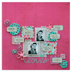 she loves<br>{Lily Bee Design}