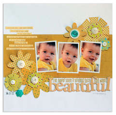 beautiful smile{Lily Bee Design}