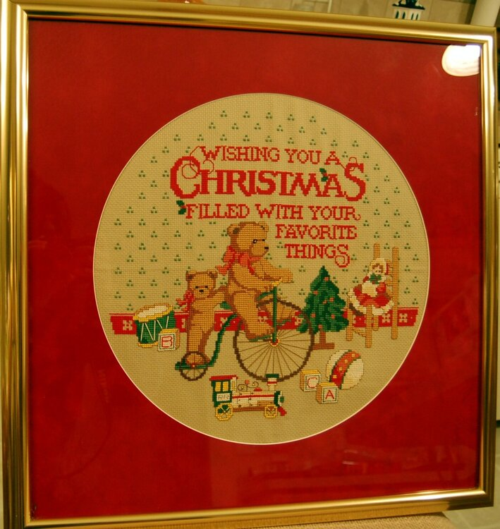 Wishing you a Christmas...
