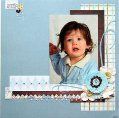 Sweet Thing  ***Scrapbook Daisies***