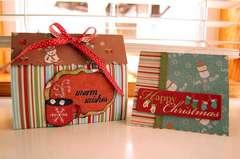 Box and Card