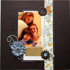 You 3  ***Scrapbook Daisies***