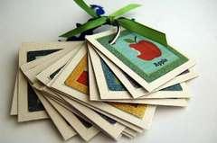 Alphabet Flash Cards ***Scrapbook Daisies DT***