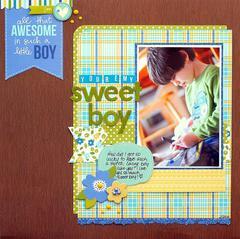 You're My Sweet Boy **Pebbles**
