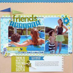 Friends Forever  **Pebbles**
