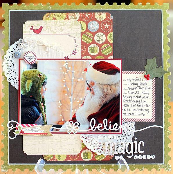 Believe... in the Magic of Santa
