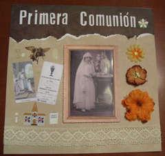 Primera comunión /Holy Communion