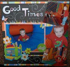 Good Times (at JJ Jump)