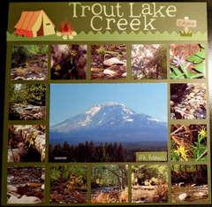 Trout Lake Creek
