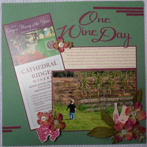 One Wine Day