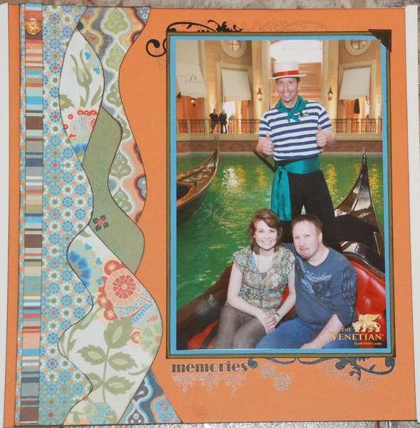 Las Vegas Gondola Ride