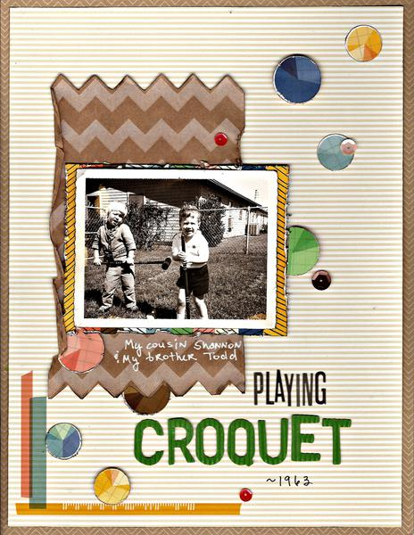 Playing Croquet-CS #233