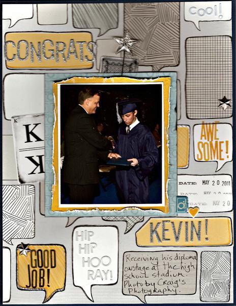 Congrats Kevin
