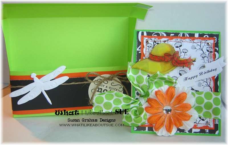 Birthday Card & Gift Box Set