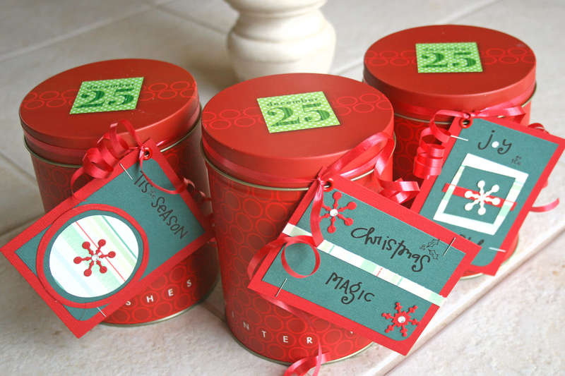 Neignbor Gift Tins