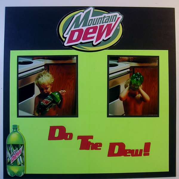 Do the Dew!