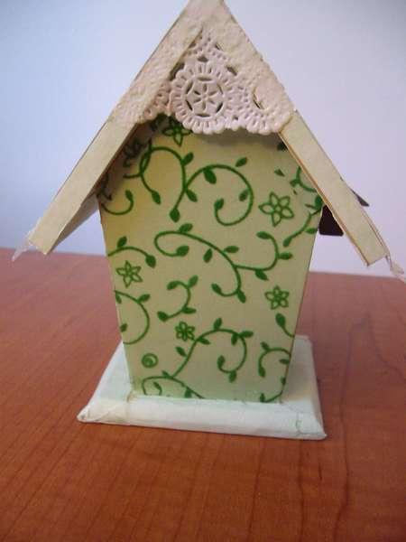 Altered Birdhouse 2