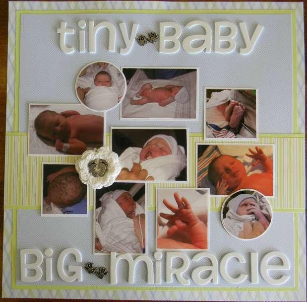 Tiny Baby, Big Miracle