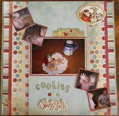 Cookies for Saint Nick