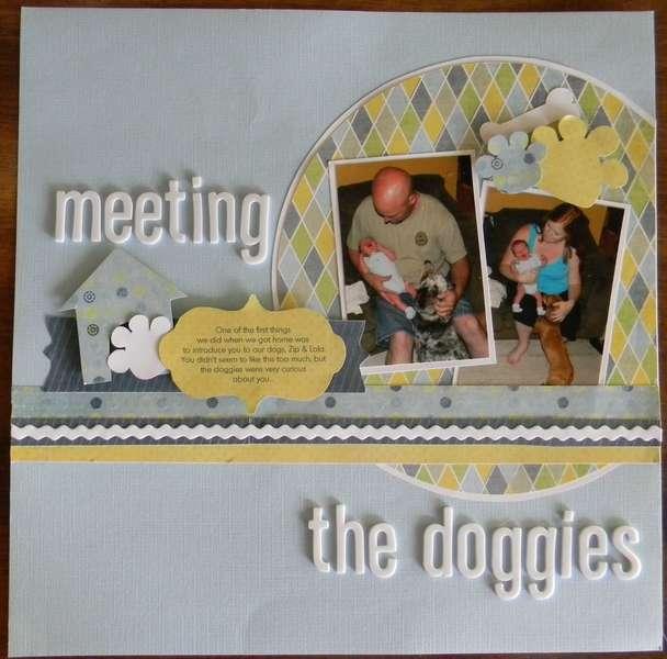 Meeting the Doggies