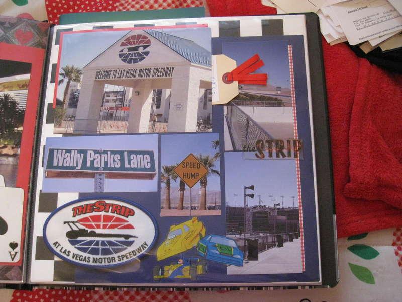 The Strip at Las Vegas Motor Speedway
