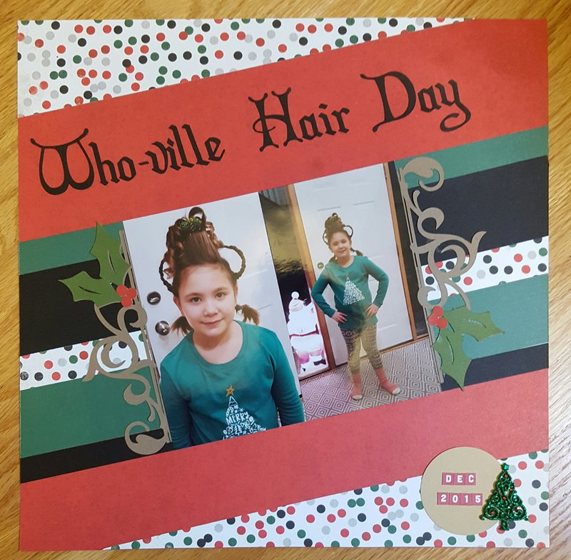 Who-ville Hair Day