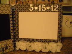 Wedding 8x8 mini album
