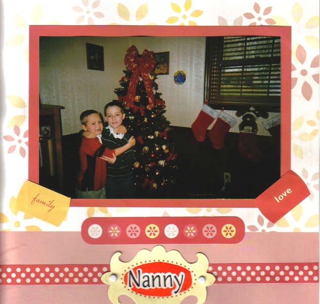 x mas gift for Nanny 1