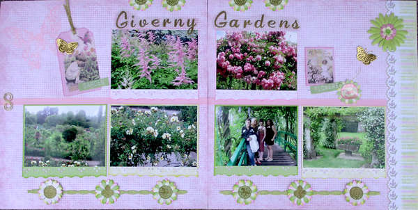 Giverny Gardens - at Monet's house France