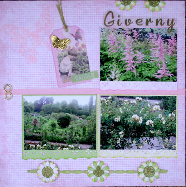 Giverny Gardens - lt side