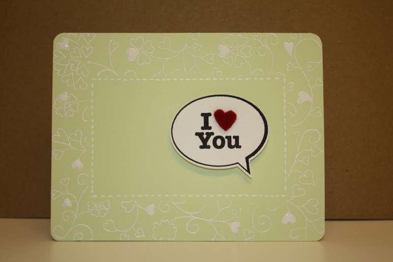I (heart) You