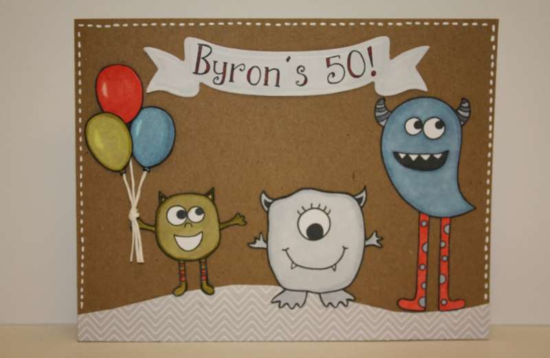 Byron's 50!