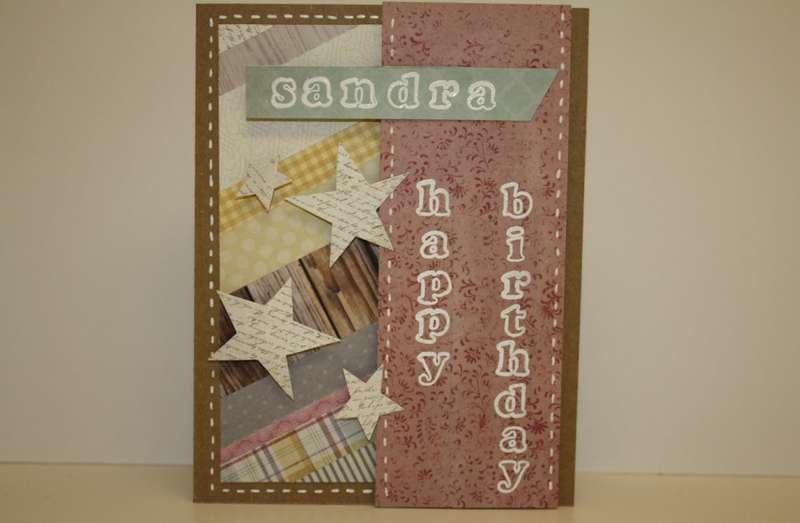 Sandra - Happy Birthday