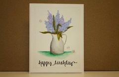 Birthday Hydrangeas