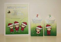 Mama Elephant Chistmas card (copy & share)