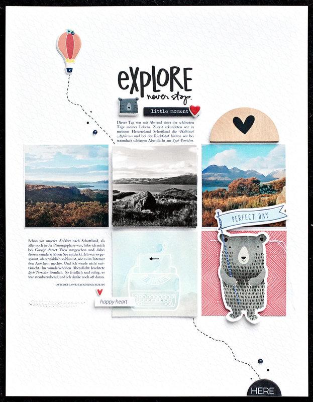 *explore - never stop*