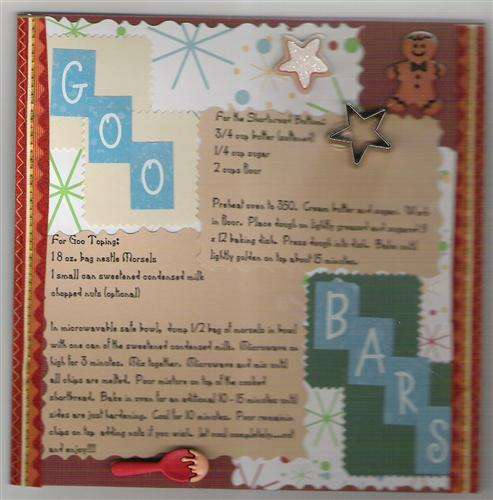 Goo Bar 8 x 8 Page